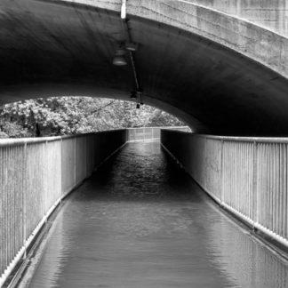 Bridge under Water