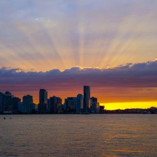 Michael Ortega Photographer Jersey City Skyline
